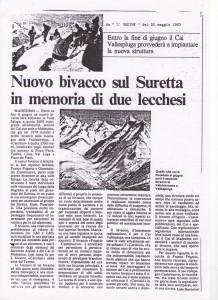 articolo Bivacco Suretta 2