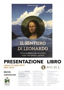 il sentiero di Leonardo